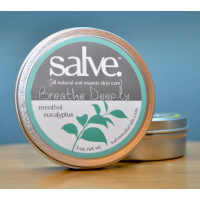 Breathe Deeply - Emergency Salve (hand-made 95%+ certfied organic content)