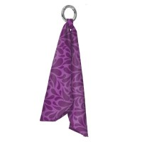 Microfiber Purse Scarf (Mulberry)