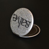 SALVE Bling Compact Mirror