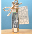 Make Your Own Fresh Mask Tube Gift Set (kelp is 100% certified organic)