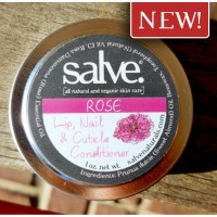 Lip, Nail & Cuticle Conditioner - ROSE