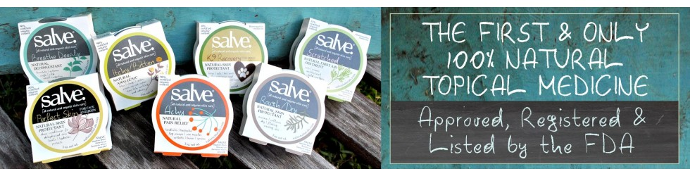 SALVE IS FDA APPROVED