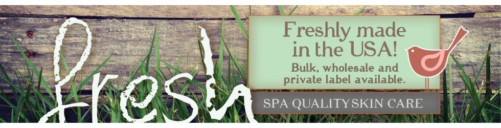 SPA quality skin care - Bulk, Wholeale & Private Label
