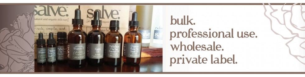 SALVE Professional Use Skin Care