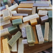 Organic Soap by Weight!