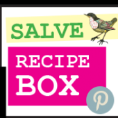 SALVE Recipe Box